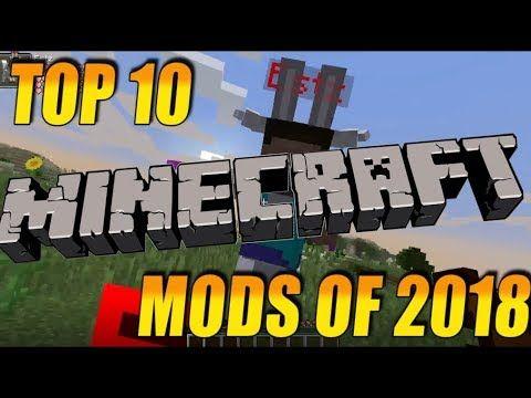 TOP 10 BEST MINECRAFT MODS OF 2018! [Forge 1 12] | Minecraft