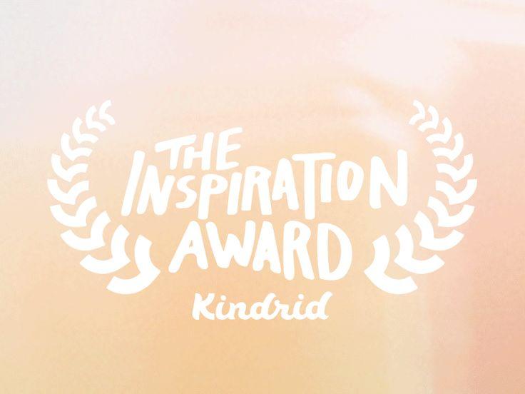 The Inspiration Award by Jason Burkholder