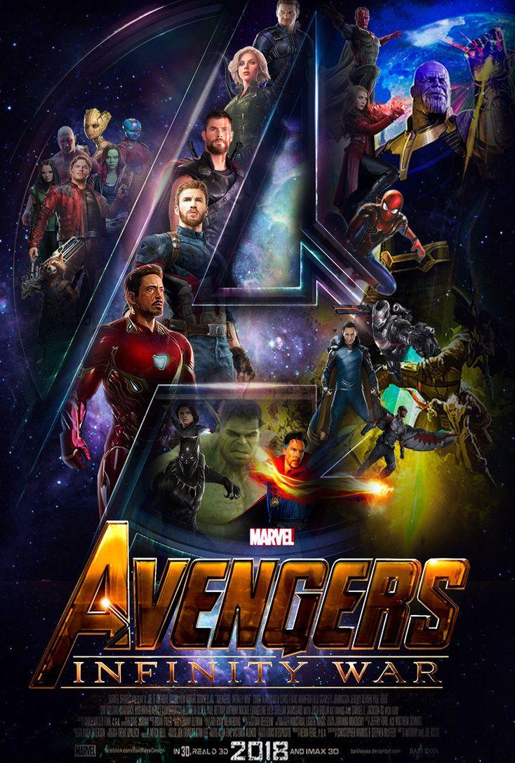 Avengers Infinity War Poster By The Dark Mamba 995 Deviantart Com On Deviantart Marvel Infinity War Avengers Marvel