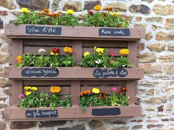 Les 25 meilleures images propos de terrasse sur pinterest terrasse salle - Porte plante suspendu ...