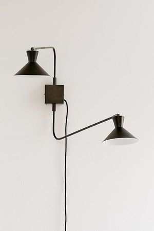 Plug-In vs Hard-Wired Wall Sconces House Pinterest Wall