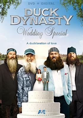 "New to the Library! June 2017 ""Duck Dynasty Wedding Special"" [DVD]"