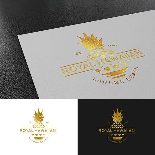 Designs   Be a part of California History! The Royal Hawaiian Restaurant/Bar in…