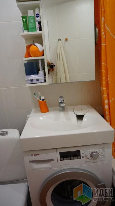 Наша маленькая ванная комната