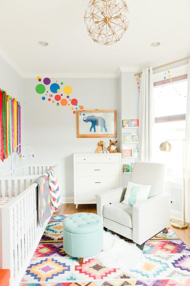 Spring-Inspired Shared Girls\u0027 Room - Project Nursery | thoribuzz.info