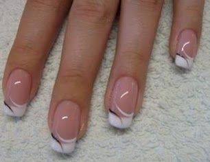 bridal nails designs - wedding nails design - wedding nails decoration - nails designs for weddings, graduation First Communion a Party - Pretty Glitter nail designs, nail designs cute and nice formal party decoration