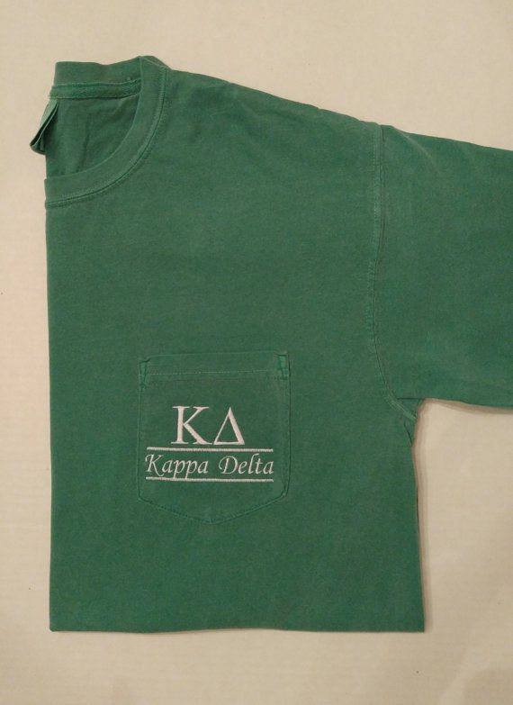 Check out this item in my Etsy shop https://www.etsy.com/listing/478963393/sorority-shirts-kappa-delta-sorority-t