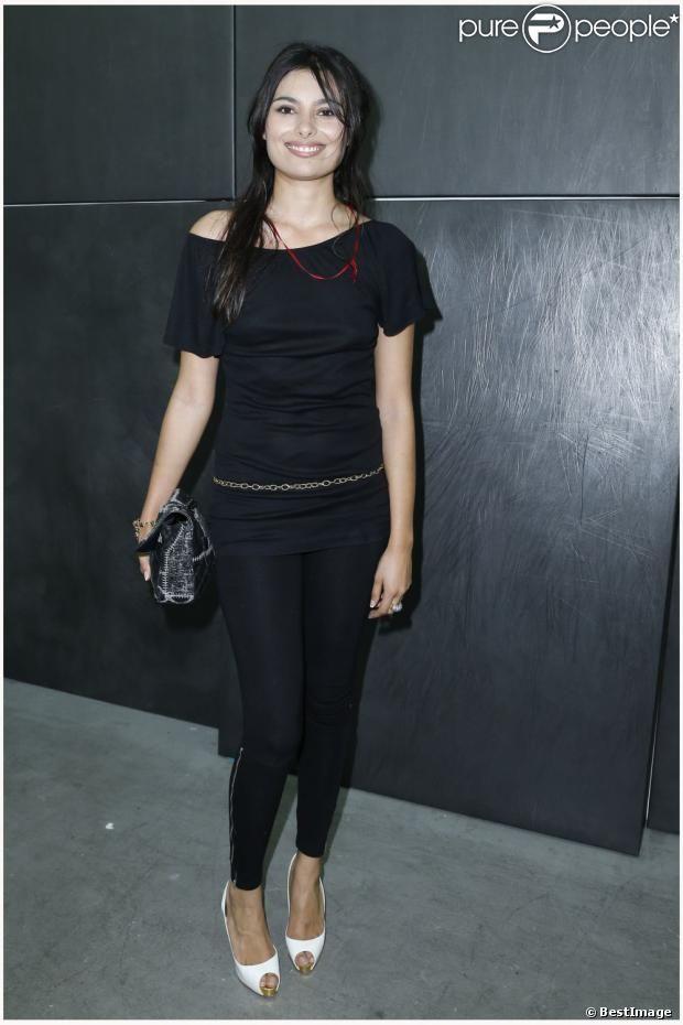 Gabriella Wright - Cérémonie de remise du 22e Prix Montblanc de la Culture à la galerie Yvon Lambert à Paris le 1er juillet 2013.