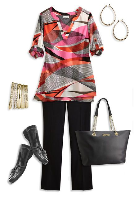 Gimme Geo Plus size style in sizes 14-32 available online at avenue.com.