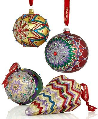 Waterford christmas ornaments - Google Search