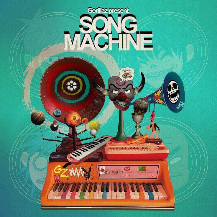 Download Gorillaz Song Machine Machine Bitez 4 Wapbaze