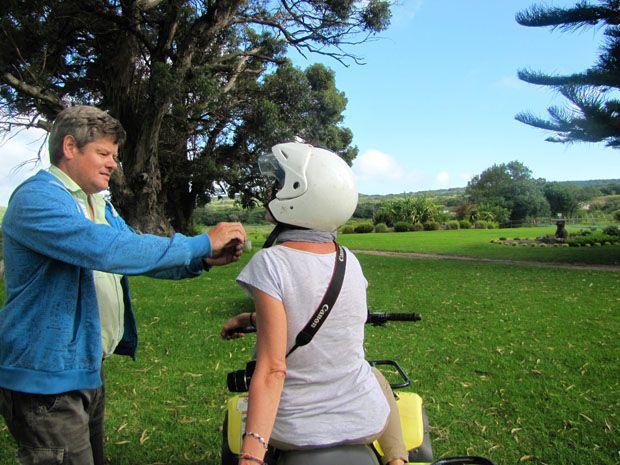 Adventure Series - Horseback vs. Horsepower by Dawn Jorgensen #QuadBike #Adventure #Travel http://www.grootbos.com/en/blog/travel/horse-riding-vs-horsepower