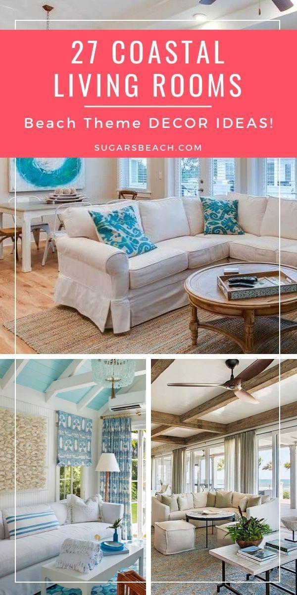 Pin On Coastal Living Rooms
