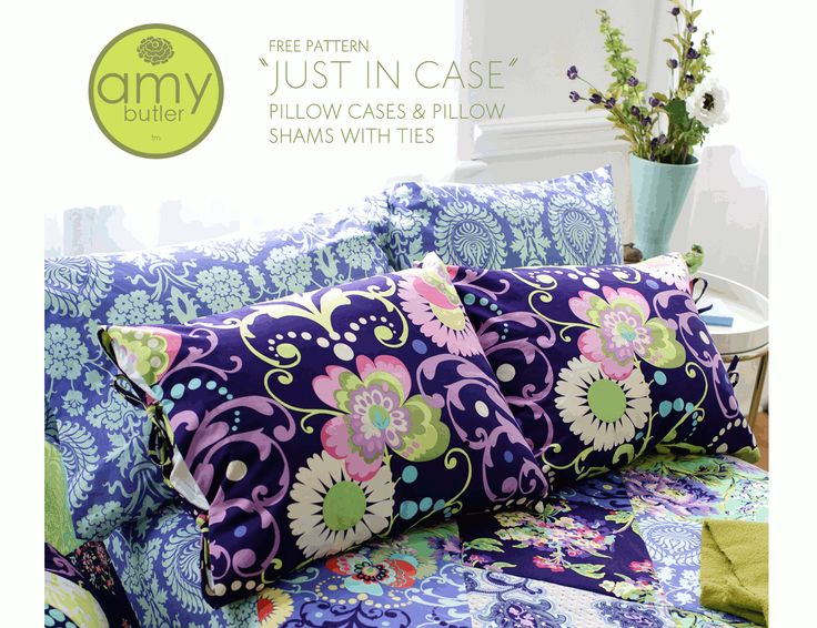 Free Amy Butler Pattern : Join other Amy Butler fans who love her fabric and patterns! This is the \