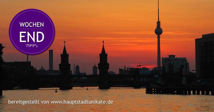 Hauptstadtunikate:  #Wochenende #Tipp #Berlin 02.03. - 04.03.18  Berlin #Graphic Days Urban #Spree und Eisspeedway-Grand Prix