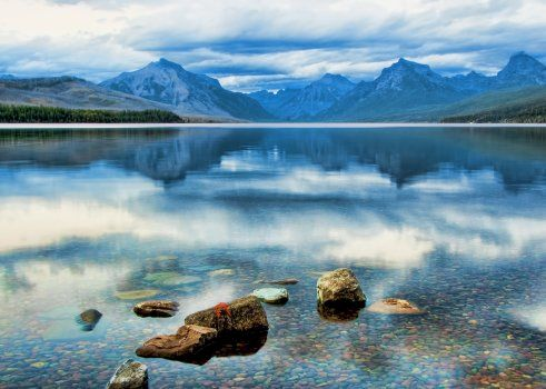 McDonald Lake, Glacier National Park Thinkstock