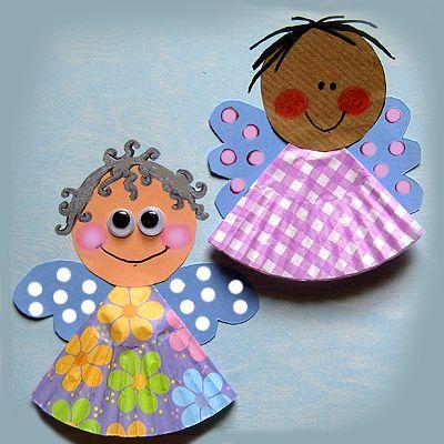 Felicitació de Nadal #Manualitat pel nenuts de casa #Crafts