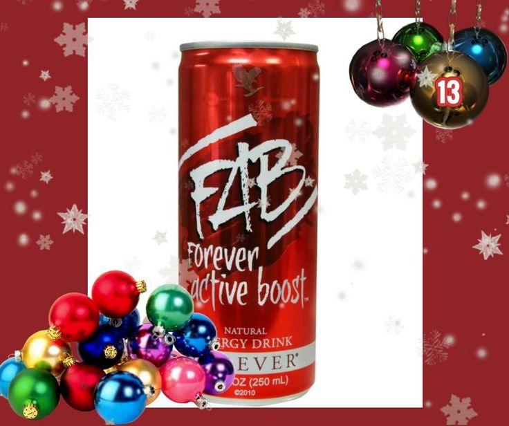 A mi képzeletbeli adventi naptárunk ma a FAB Forever Active Boost-ot rejti. Energiaitalunk azt a plusz lendületet adja meg Önnek, amire szüksége van ahhoz, hogy aktív maradjon. Ezzel a kellemes ízű itallal egész nap lendületben maradhat.