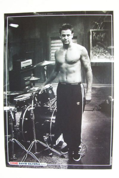 DAVID SILVERIA ( Korn) - 2000