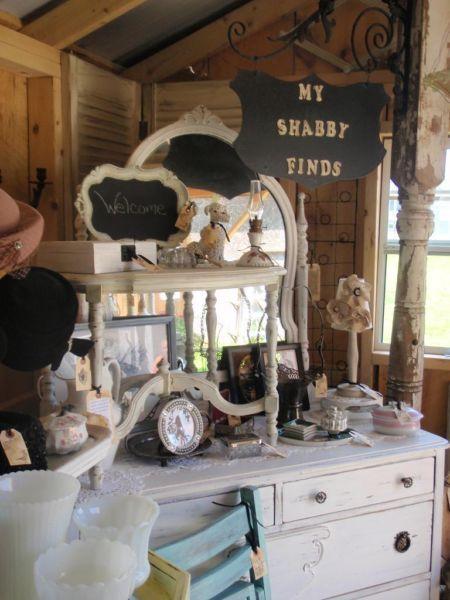 My Shabby Chic Treasures, My new shop.