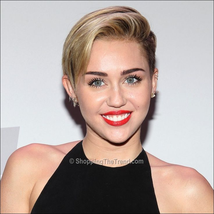 from Emerson miley cyrus fake short hair
