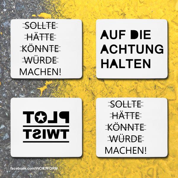 www.wortform.spreadshirt.de www.facebook.com/WORTFORM