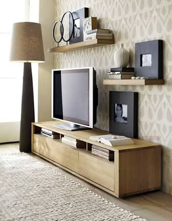 Image result for desain meja tv minimalis