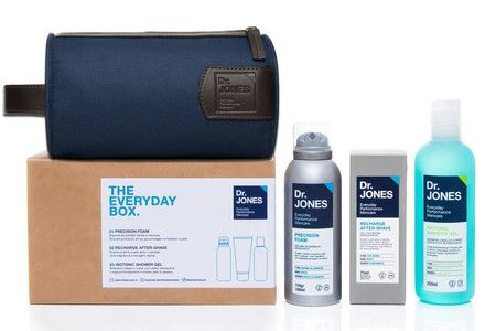 Kit Cuidados Diários THE EVERYDAY BOX - Dr. Jones
