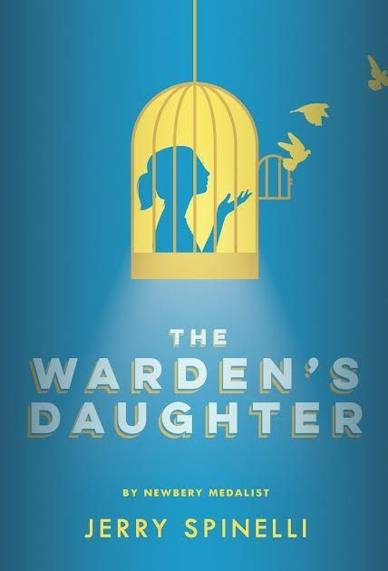 Spotlight Blog Tour for The Warden's Daughter by Jerry Spineli