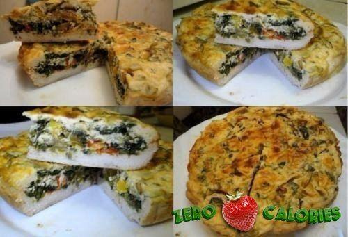 Куриный торт с зеленью на 100грамм - 81.72 ккал, Б/Ж/У - 17.06/0.93/1.28