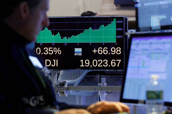 Markets Slow to Wake in Europe After Dow Closes at Record High - WSJ