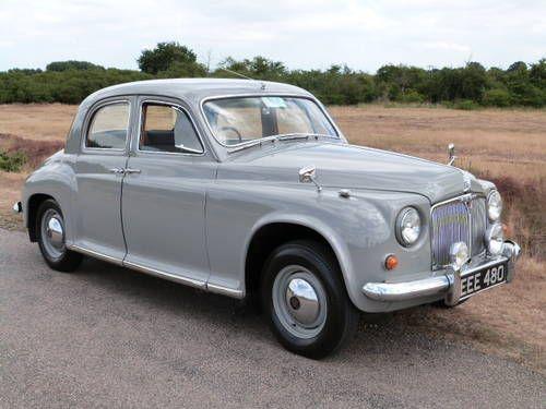 Rover 90 P4 1954.