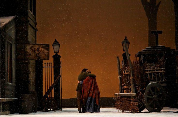 Grand Opera'nın en sevilen eseri La Bohème, Zorlu Center PSM sahnesinde!