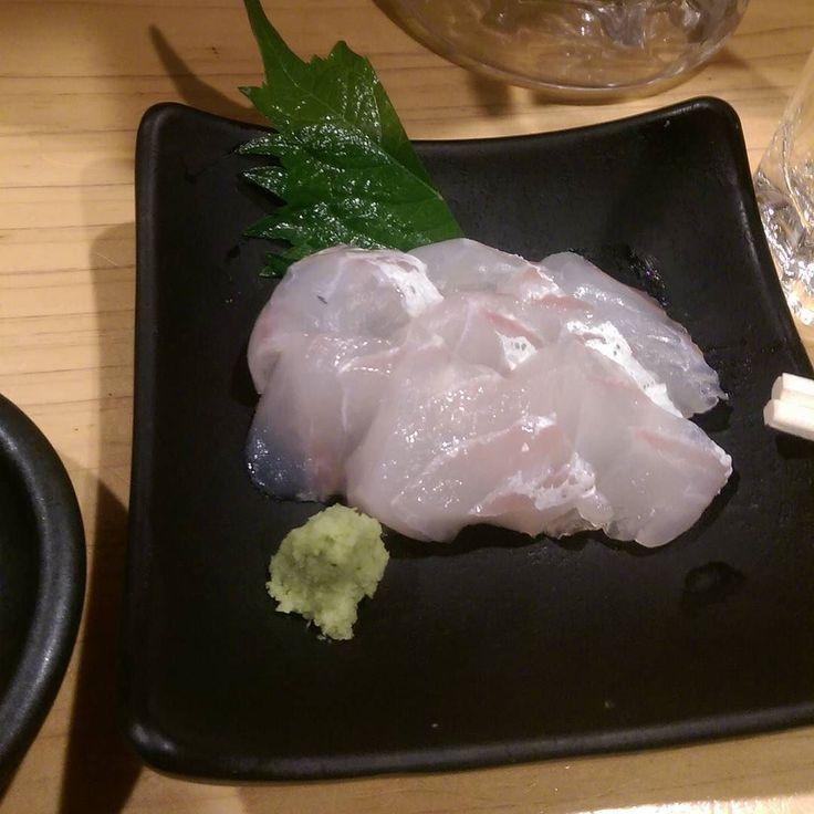 プリプリのヒラメ刺身(д)ウマー by koh5269