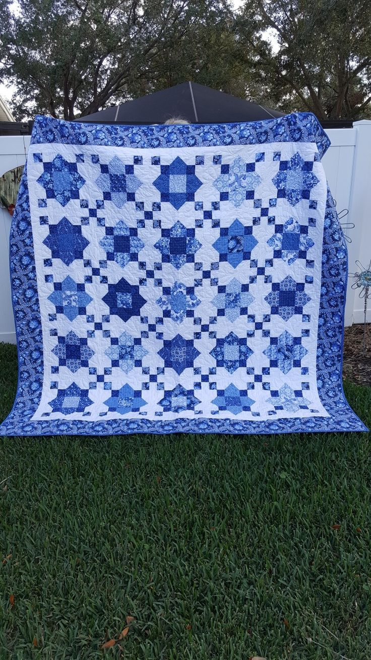 fons porter blue company quilting bluework quilts the quilt