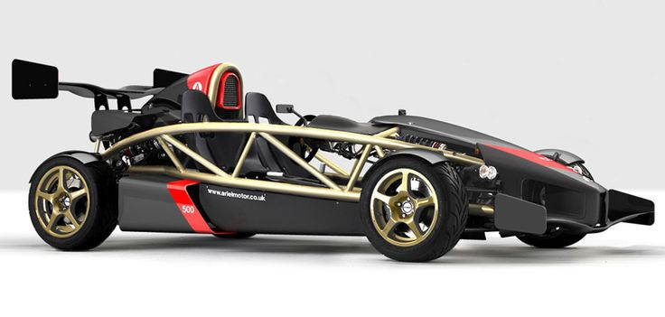 Aerial Atom, one of my old customers with Castrol. I love these cars!