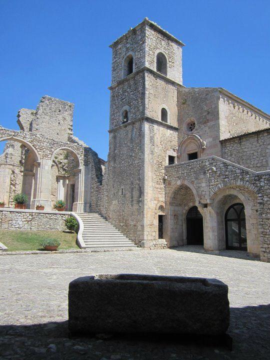 Abbazia del Goleto, Sant'Angelo dei Lombardi, Avellino