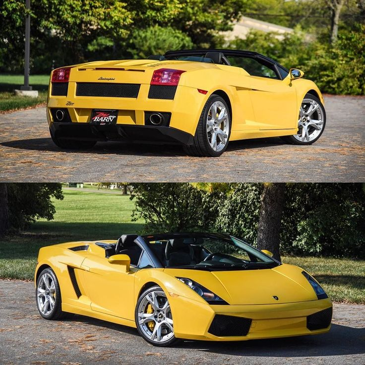 2008 Lamborghini Gallardo Spyder now for sale! The Giallo Halys color really does pop in the sun making this the perfect weekend cruiser. This vehicle has an original window sticker of $244990! With just 4672 miles we have it priced at $129897! Come check this beautiful spec out today!