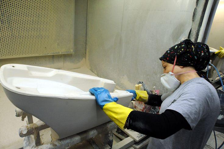 تصدر شركة (Bien Seramik) التركية، منتجاتها المختلفة من سيراميك الحمامات والمراحيض والمغاسل وأحواض الاستحمام، وغيرها إلى 70 دولة حول العالم.