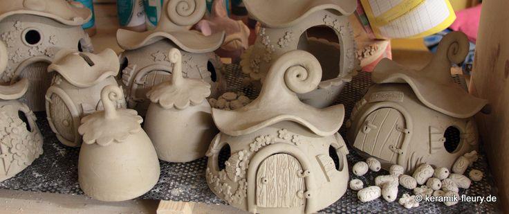 Kreative Keramik - Kreative Keramik für Haus und Garten