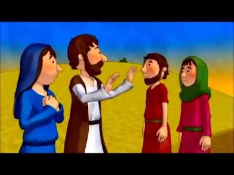 Jesus at 12 @ https://youtu.be/j2vH6h8JR4k?list=PLGrTowA_qIiiidLmt7BJT9bzv9M-nLPv2