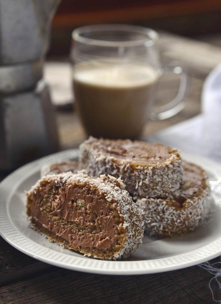 Kávés-mogyorókrémes desszert 15 perc alatt