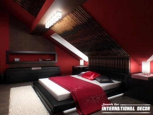 Japanese Style Bedroom Interior Designs, Ideas, Furniture