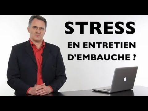 Stress en entretien d'embauche : ses causes, comment le combattre ? - Tanmia.tv