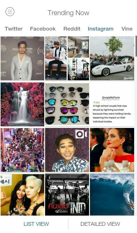 Top Trends This Hour on #Instagram (India)  #Hollywood #actor #homedecor #dekorasyon #mobilya #fashion #fashionblogger #furniture #interiordesign #Style #NSX #Car #stancenation #Waterfall #Photography #snapchat #Bali #Indonesia #love #Sunglasses #obsession #quayAustralia #GoogleFacts #WTCAD #TheMall #wtcmall #AngelinaJolie #got7 #jackson  Get #TrendsToday App for More Updates