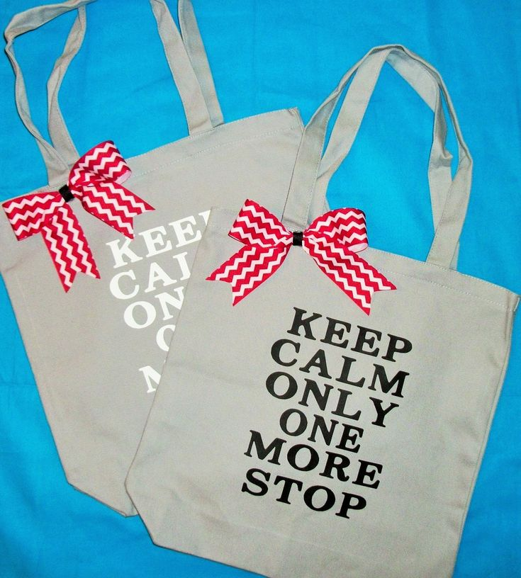 BUS DRIVER appreciation tote by ElegantlyCentered on Etsy