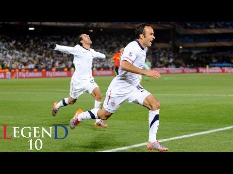 VIDEO: U.S. Soccer's tear-jerking tribute to Landon Donovan's famed USMNT career | SIDELINE | MLSsoccer.com