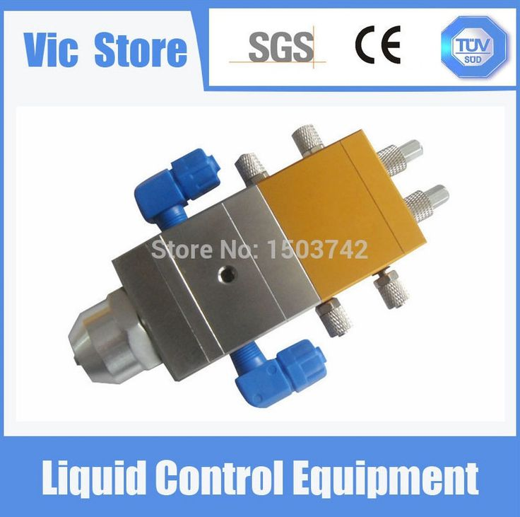 313.50$  Buy now - http://alinea.worldwells.pw/go.php?t=32253692763 - Suck back dispensing valve, glue dispense nozzle 313.50$