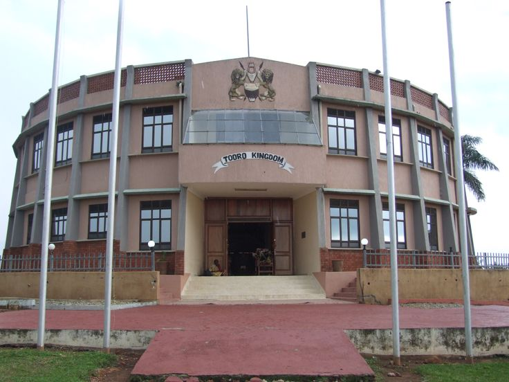 The palace of Tooro Kingdom