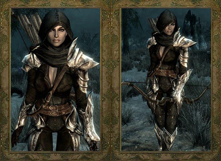 Dread Huntress Armor